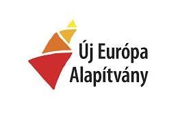 Új Európa Alapítvány logó